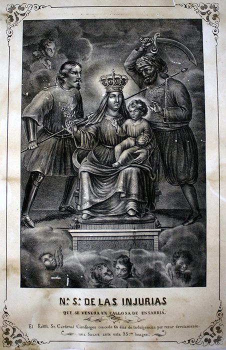 Virgen de las Injurias