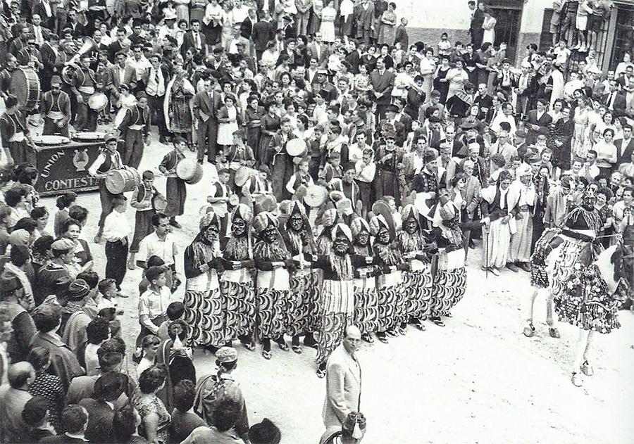 escuadra negres a Callosa