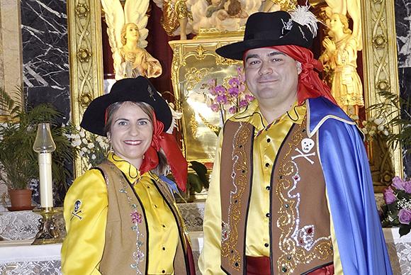 Oscar Morant Montiel i Cristina Botella Domenech