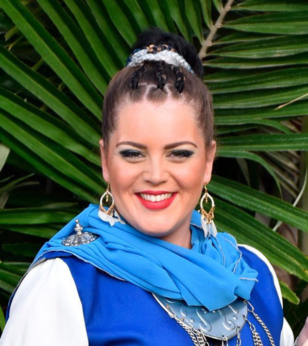 Ambaixadora Mora 2019