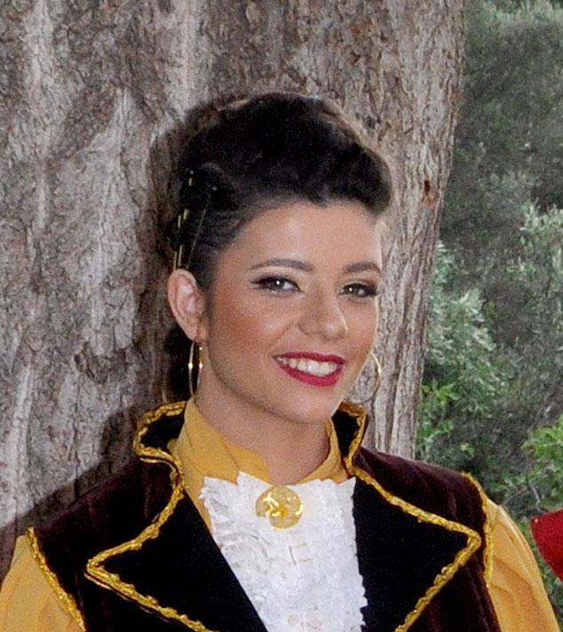 Capitanía Cristiana 2019 - María