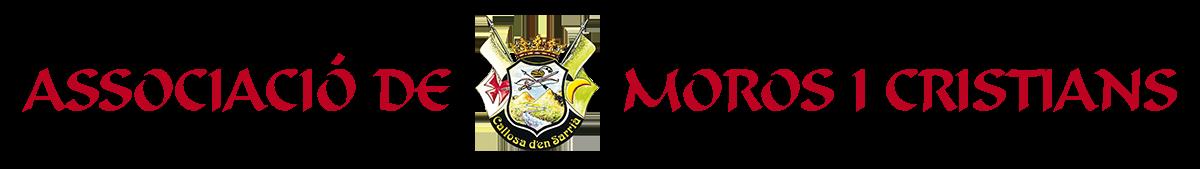 Logo Associació de Moros i Cristians de Callosa d'en Sarrià