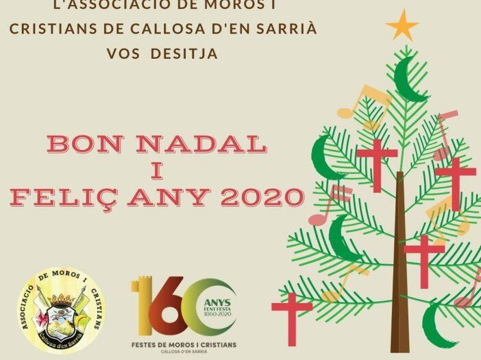 Bon Nadal 2020